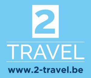 Logo 2Travel - Reisbureau Putte