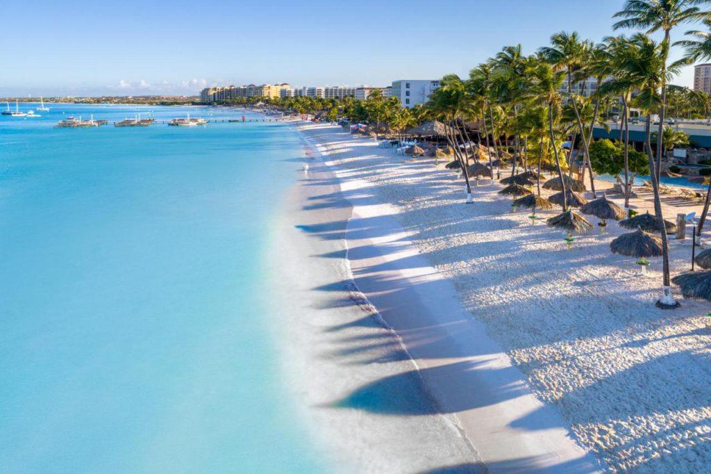 Superpromotie Aruba | 2Travel - Reisbureau Putte
