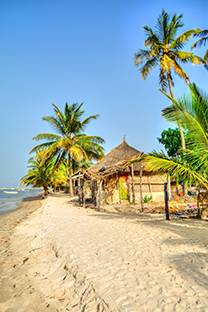Vliegvakantie Gambia | 2Travel - Reisbureau Putte