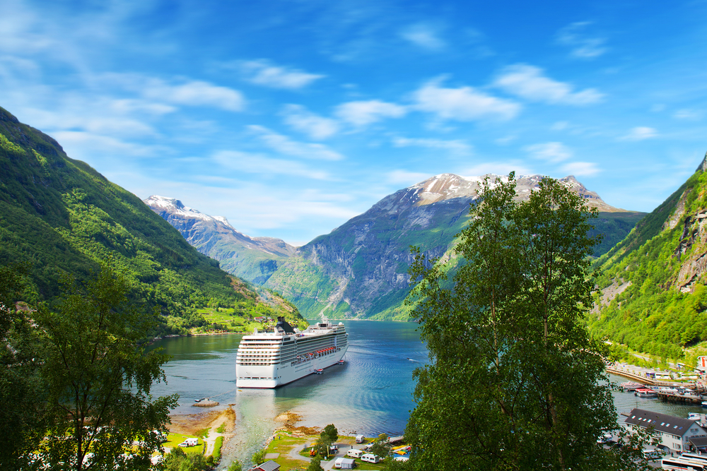 Cruise Noorse fjorden | 2Travel - Reisbureau Putte