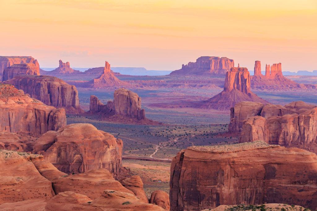 Monument Valley - 15-daagse groepsreis West-USA | 2Travel - Reisbureau Putte