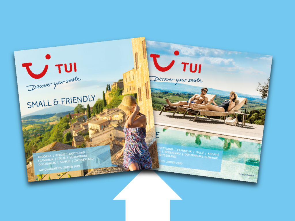 TUI Autovakanties Zomer 2020 | 2Travel - Reisbureau Putte